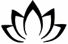 logo blue lotus